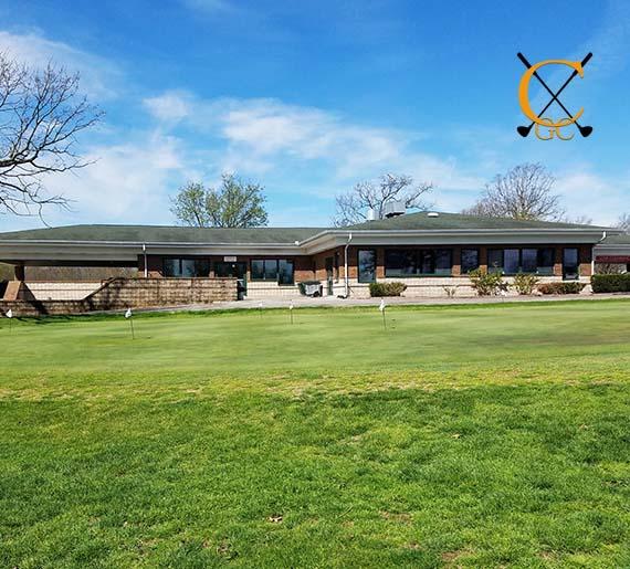 Cassville Golf Club clubhouse