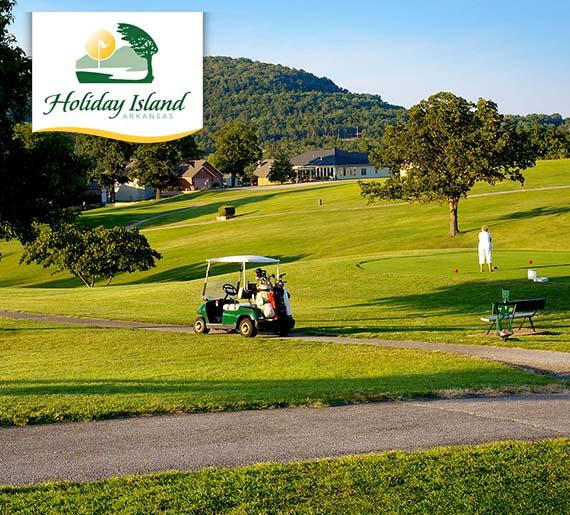 Holiday Island golf