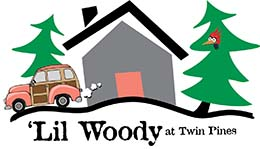 Lil Woody footer logo