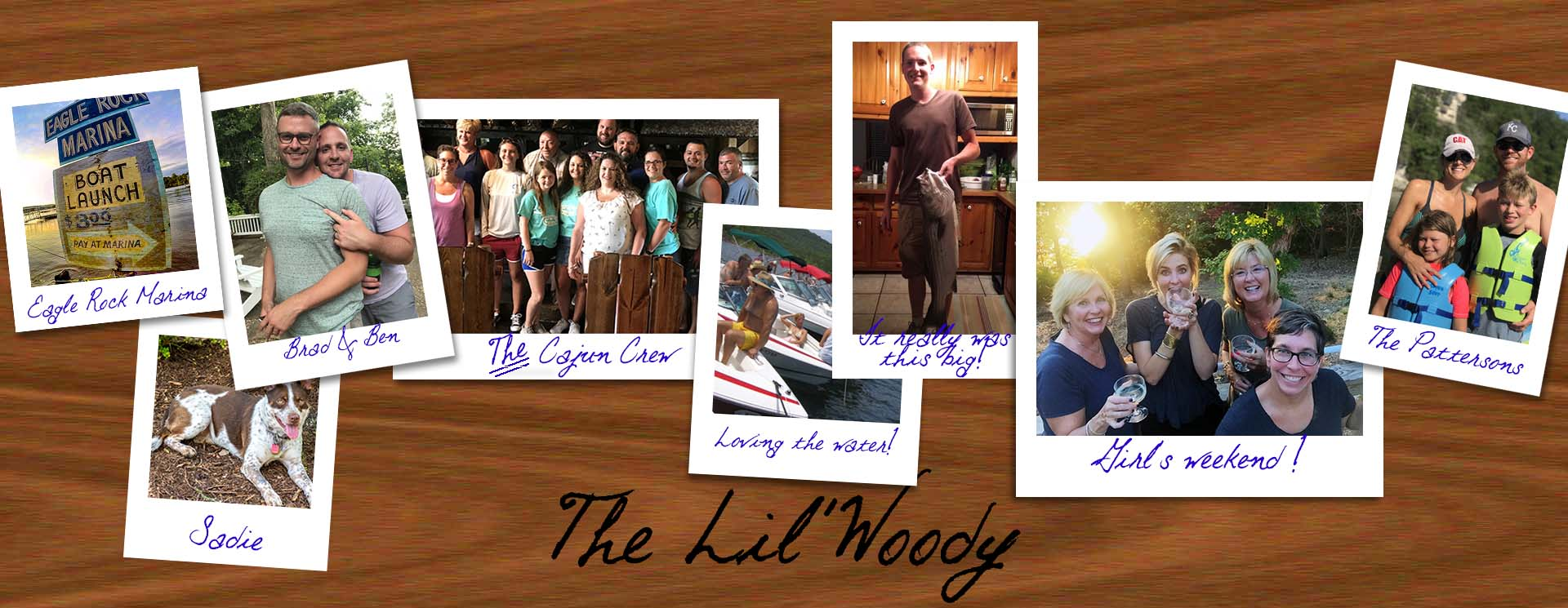 The Lil Woody photo gallery header image